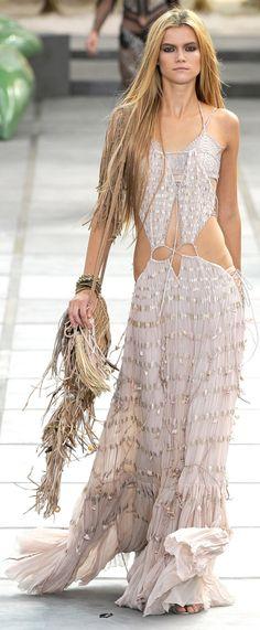 Roberto Cavalli Spring/Summer 2011 Ready-To-Wear by Eva