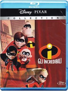 Gli Incredibili: Amazon.it: Brad Bird: Film e TV