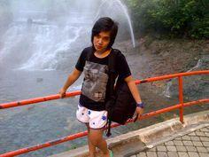 At Ciater - Bandung