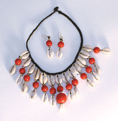 Cowrie Shell Jewelry inspiration
