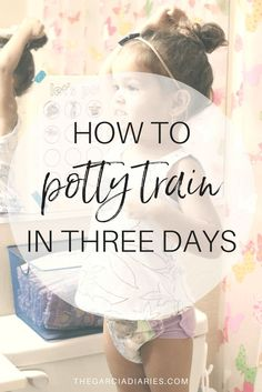 I'm not gonna lie. I put off potty training my first child for a long time. I didn't know where to begin or how to start the process of teaching a toddler how to use the toilet. When I finally decided to bite the bullet, I was astonished at how easy it was! I was able to potty train my two year old daughter in three days. And I'm going to share my secrets, tips, and tricks with you all! All you need is Pull-Ups®️️ Learning Designs®️️, some fun toddler underwear, stickers, a p