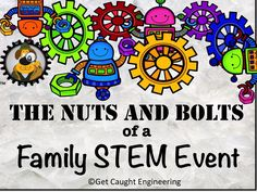 Checklist for Organizing a Family Stem Event Stem Activities, Activities For Kids, Leadership Activities, Library Activities, Camping Activities, Steam Family, Ace Family, Preschool Family, Preschool Ideas