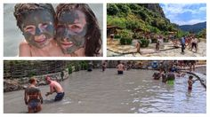 Grey mud baths in Dalyan. Covering yourself in thick gloopy mud may seem like a strange way to spend an afternoon of your holiday, but the mud at Dalyan is said to have medicinal benefits. Even if you're not hoping to ease the symptoms of eczema or arthritis, splashing around in the mud and lying out in the sun to allow it to dry is a strangely relaxing experience. Think of it as a natural spa experience and then take advantage of one of the nearby swimming spots to get yourself clean again. Mud Bath, Eczema Symptoms, Arthritis, Baths, Spa, Swimming, Grey, Natural, Holiday