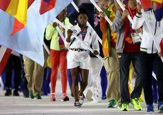 Simone Biles cerimônia de encerramento (Foto: Ezra Shaw/Getty Images)