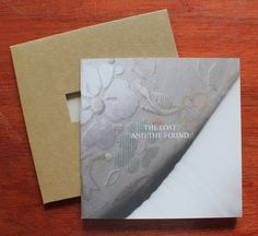 Exhibition catalogue for The Lost and the Found. Click the link to buy it. £5.50 + postage.