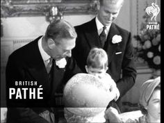 Selected Original - The Christening Of Princess Anne (1950)