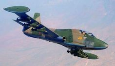 South African Air Force Atlas Impala Mk2