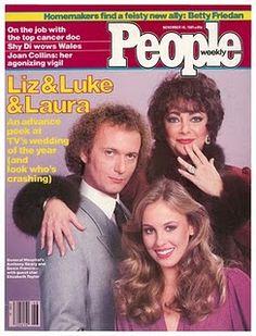 Liz & Luke & Laura #GH50