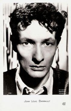 Marcel, Mime Artist, Mime Face Paint, Pantomime, Theatre Makeup, Vintage Postcards, France, Famous People, Portrait Photography