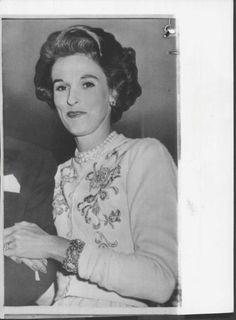 Babe Paley, 1966