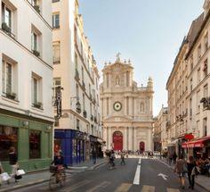 Paris, Le Marais, Saint Paul