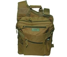 MFH Weste, Rucksack und Taschen in einem, coyote tan / mehr Infos auf: www.Guntia-Militaria-Shop.de