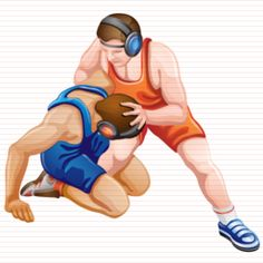 Just had the most exciting news!  Olympic #Wrestling starting Monday at the Hangar with an amazing coach!  Watch this space...