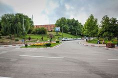 Ifrane the cleanest city in the world .. Morocco