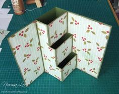 "From My Craft Room: 3-Step Card Tutorial (4 1/4"" x 6"" card)"
