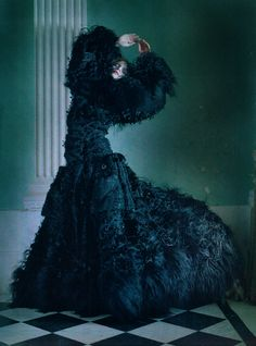 Dreaming of Another World Tim Walker Vogue Italia 2011