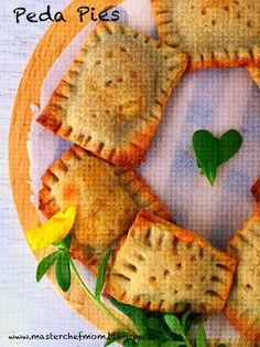 MASTERCHEFMOM: Peda Pies | A Fusion Dessert with Gluten free Flou...