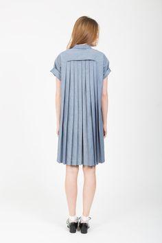 Robes Paris demi-mesure L AMUSÉE - La conventionnelle Fashion Details 5aa11238c948