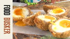Hear me now! Katsu Curry Scotch Egg in de area. Yes my brothers and sisters two dishes slammed together creating the awesome dish. Try it, test it, tell me a...