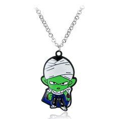 Dragon Ball Z Anime Necklace