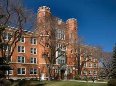 St. Stephen's College at the University of Alberta, Canada