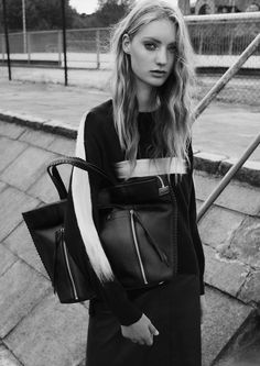 ALLSAINTS: Women's lookbook 2015 Autumn