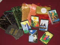 The Tarot House Deck by patriciabhouse on Etsy, $24.99