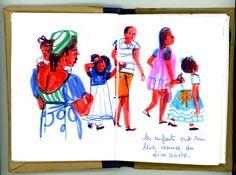Brazzaville - Sketch Travel on Behance