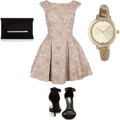 """Just dress"" by nataszam on Polyvore"