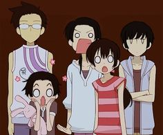 ((An OHSHC with the Asian countries...? YES. THAILAND WILL BE MORI, VIETNAM IS HARUHI, CHINA IS TAMAKI, KOREA IS HONEY AND JAPAN IS ONE OF THE TWINS.))