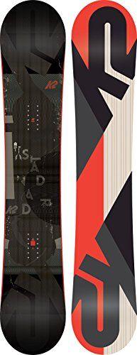 K2 Men's K2 Standard: Snowboard Board 2017 – Snowboards