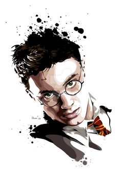 Harry Potter by hansbrown-77