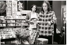Jeff Buckley and Matt Johnson Jeff Buckley, Peter Steele, White Boys, Great Artists, Storytelling, Jazz, Musicals, Mystery, U2