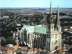 Image result for cattedrale chartres