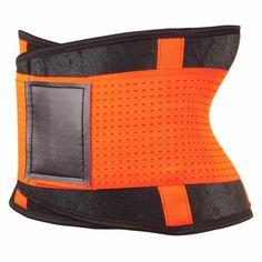 Inspire Uplift Stretch & Adjust Waist Trainer Orange / S Stretch & Adjust Waist Belt Weights For Women, Belts For Women, Postpartum Belly, Waist Trainer Corset, Improve Posture, Waist Cincher, Looking For Women, Orange, Fat Burning