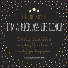 Proud to be a Life Coach from The Life Coach School! Master Coach Certifed Life and Weight Coach. I help working women who are afraid of having regrets about what they didn't do with their lives. So proud. So rewarding! Contact me for more info about my life coaching packages! #workingwomen #momlife #moms #emptynest #aging #midlife #career #transitions #parenting #regrets #noregrets #regretproofing #thelifecoachschool #brookecastillo #lifecoach #lifecoaching #coachwithsuzy #regretproofing101