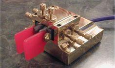 WK4DS Precision CW Keys