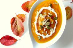 Made My Day, zupa dyniowa, pumpkin soup