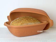 Alles over brood bakken in de Römertopf, tips, informatie, how to, diy, recepten, Romeinse stoofpot, aardewerk, poreus, (on)geglazuurd, oven, hittebestendig