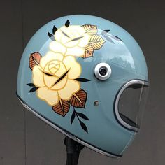 Interested in custom paint for your helmet? . i am now accepting commissions. Please email me for more details tattoosbyplatis@gmail.com