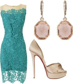 """""""evening outfit"""" by alinamariacorches on Polyvore"""