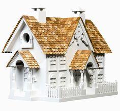 Home Bazaar Signature Series' Wrension' Birdhouse & Reviews | Wayfair