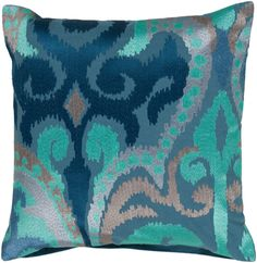 Surya Ikat Pillow – Modish Store G, I am drawn to this but.cant quite explain why lol