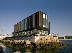 arquitectura ocio portonovo pontevedra