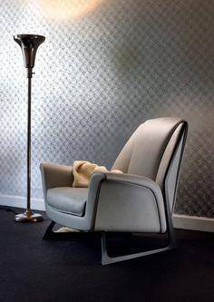 Audi Luft armchair for Poltrona Frau