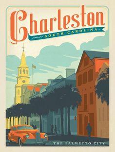 Charleston, SC: Broad Street Clique aqui http://mundodeviagens.com/promocoes-de-viagens/ para aproveitar agora Viagens em Promoção!