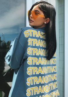 Kendall & Kylie Jenner style and news Kylie Jenner Outfits, Kendall Y Kylie Jenner, Trajes Kylie Jenner, Kylie Jenner Style, Kylie Jenner Instagram, Kylie Jenner Hair, Estilo Kylie Jenner, Kardashian Jenner, Kourtney Kardashian