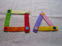 フェルトで作る手作りおもちゃ[簡単・知育][つなげてあそぶ] - NAVER まとめ