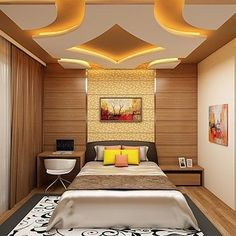 5 Outstanding Tips AND Tricks: False Ceiling Kitchen Layout false ceiling with wood.False Ceiling Details Home false ceiling wedding new years eve.False Ceiling Ideas For Kids. Ceiling Design Living Room, Bedroom False Ceiling Design, False Ceiling Living Room, Bedroom Bed Design, Small Bedroom Designs, Bedroom Ceiling, Home Ceiling, Ceiling Ideas, Bedroom Colors