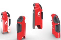 In Case Of Fire, Just Use The Hammer | Yanko Design